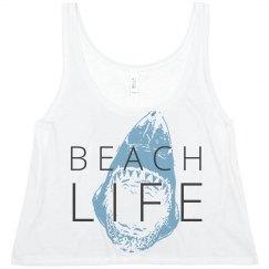 Beach Life Shark