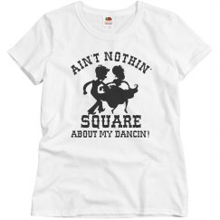 Wear This Cute Top While Square Dancing