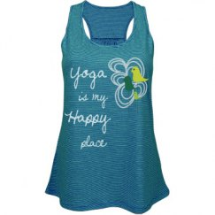 Yoga is My Happy Place