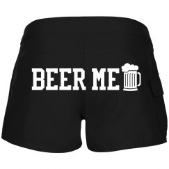 Beer Me Shorts