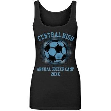 Central High Soccer Camp