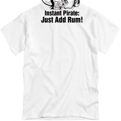Instant Pirate Add Rum