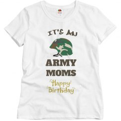 Army mom birthday