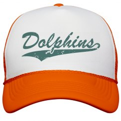 Dolphins (distressed look)