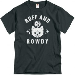 Ruff And Rowdy Werewolf