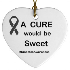 A Cure Would Be Sweet