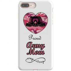 Army mom 6 plus case