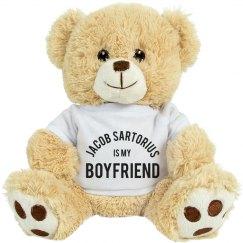 Jacob Sartorius Teddy Bear