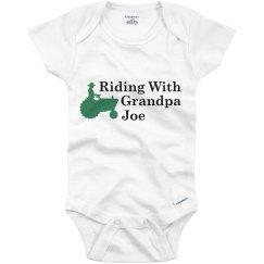 Riding With Grandpa Joe