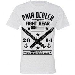Pain Dealer Military Black