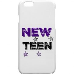 New Teenager iphone Case
