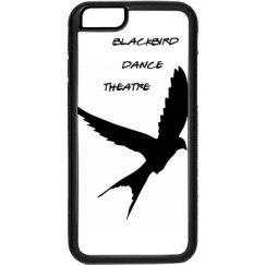 4 and 5 iphone case blackbird