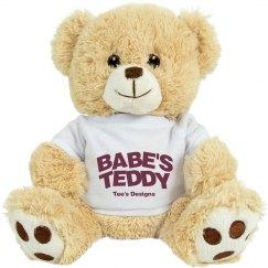 Tee's Teddy