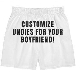Custom Men's Underwear