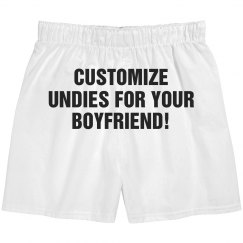 Custom Men's Underwear