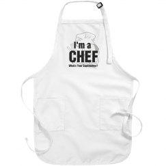 I'm a Chef