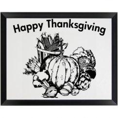 Thanksgiving P.S.