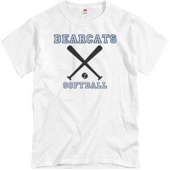 Softball Fan Tee
