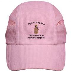 Firefighter Cap - pink