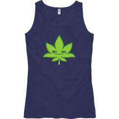 Weed Tank Top