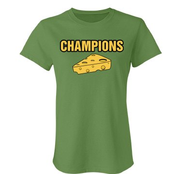 Champions Cheese Wedge