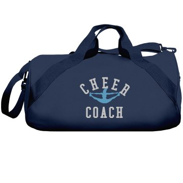 Cheer Coach Rhinestone