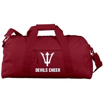 Cheer Devils Cheerleading