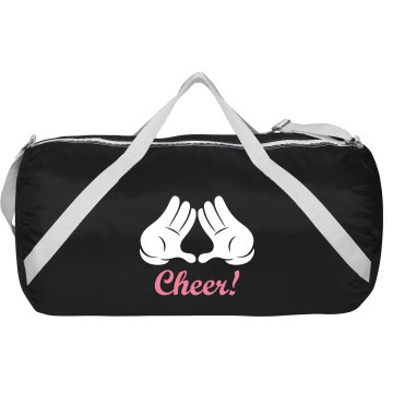 Cheer Fan Sports Bag