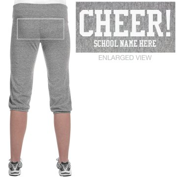 Cheer For Capris