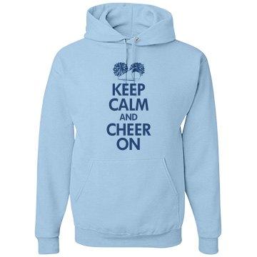 Cheer On Hoodie