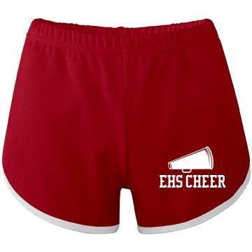 Cheer w/Pom Poms
