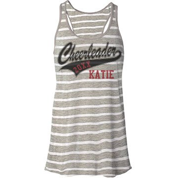 Cheerleader Tank