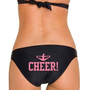 Cheerleader's Beach Cheer