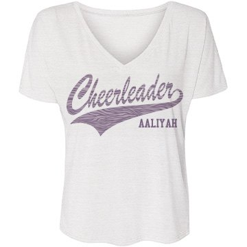 Cheerleading Aaliyah