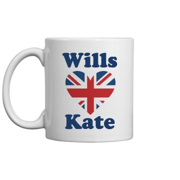Cheers to Wills and Kate