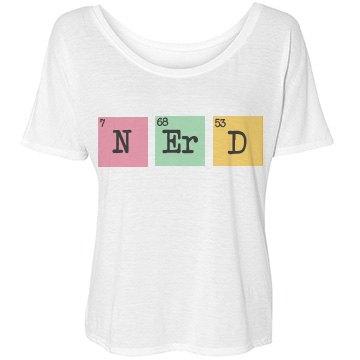 Chemistry Nerd