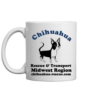 Chihuahua Rescue Mug