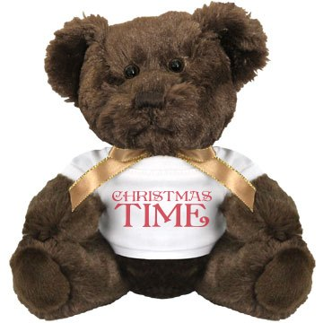 Christmas Time Bear