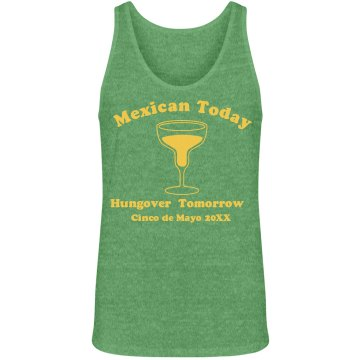 Cinco De Mayo Custom T