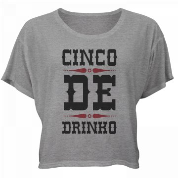 Cinco Drinko