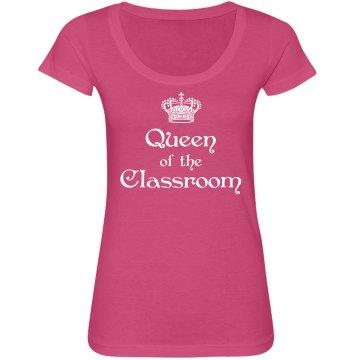Classroom Queen