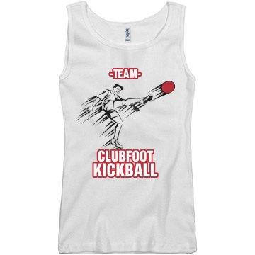 Clubfoot Kickball