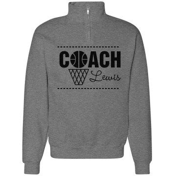 Coach Lewis B-Ball