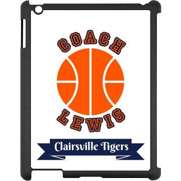 Coach Lewis iPad