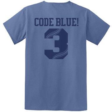 Code Blue Softball Team