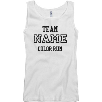 Color Run Your Team Name