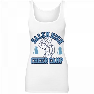 Cowgirl Cheer Camp