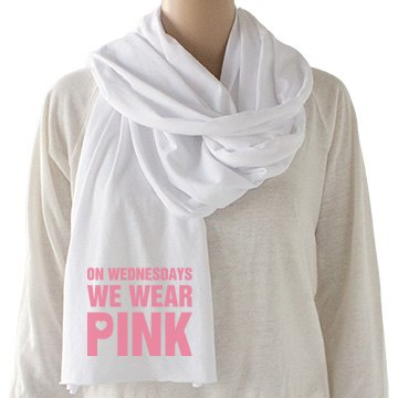 Cozy Pink Wednesdays