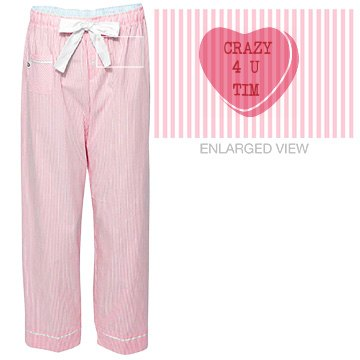 Crazy 4 U Love Pajamas