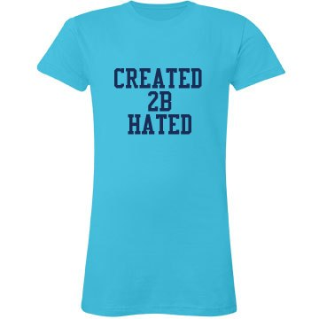Created 2B Hated